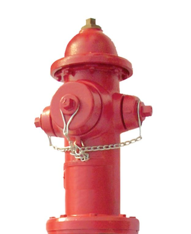 Dry Barrel Fire Hydrants